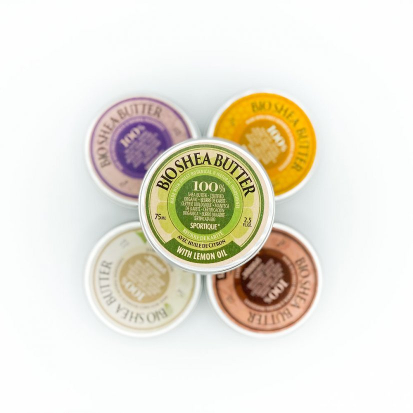 Bio shea butter - honey